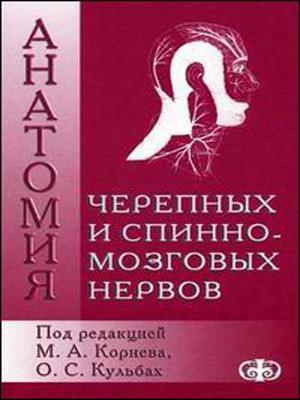 """М.А. Корнева ''Анатомия черепных и спинномозговых нервов"""""""